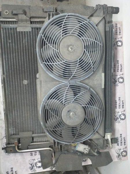 Радиатор двс Mercedes-Benz Ml-Class W163 (б/у)