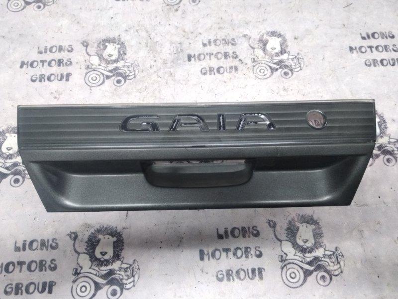 Ручка двери задней Toyota Gaia SXM10 задняя (б/у)