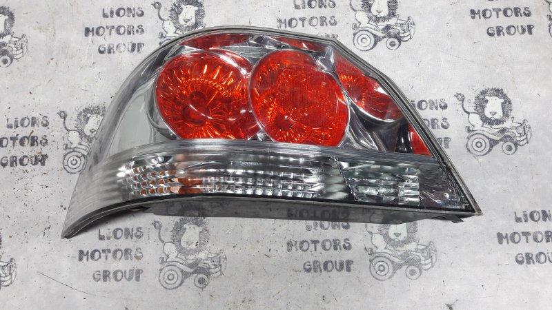 Стоп-сигнал Mitsubishi Lancer CS4A задний левый (б/у)