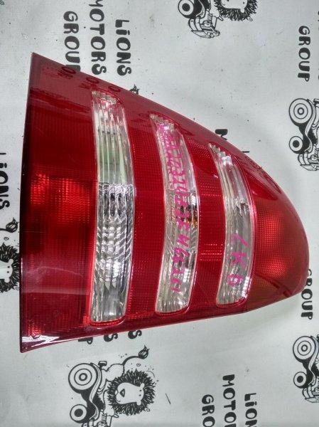 Стоп-сигнал Mercedes-Benz C-Class W203 задний левый (б/у)