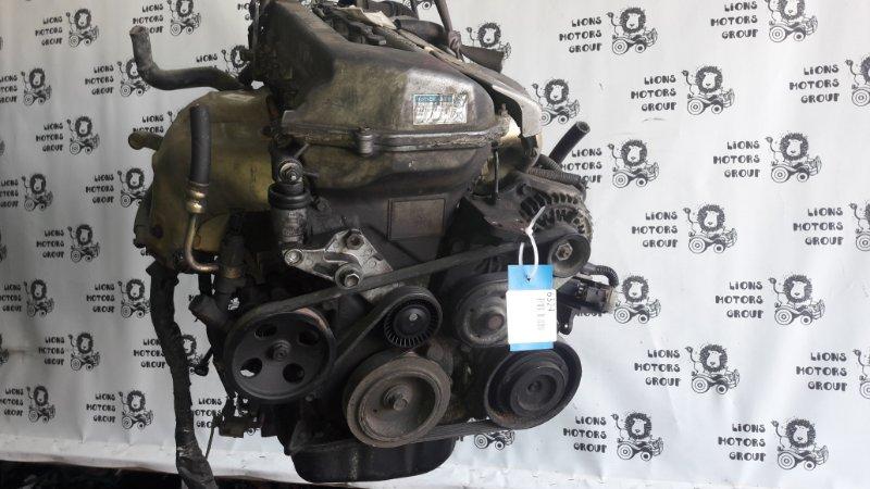 двигатель TOYOTA COROLLA ALTIS 1ZZ0274419 куз. ZZE111