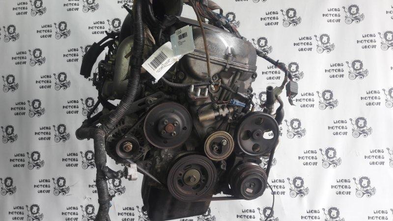 Двигатель SUZUKI AERIO M15A-1044551 куз. RB21S двг. M15A