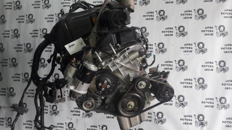Двигатель SUZUKI SWIFT K12B-1626675 куз. ZC72S двг. K12B