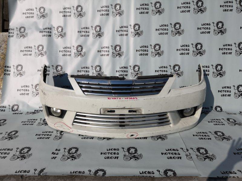 Бампер Nissan Wingroad WHNY11 QG18DE передний (б/у)