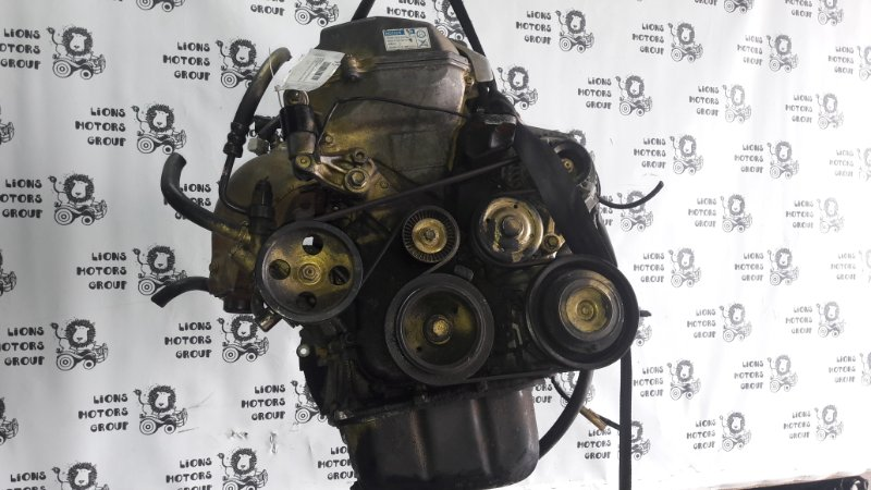 двигатель TOYOTA COROLLA ALTIS O277246 куз. ZZE111 двг. 1ZZ FE