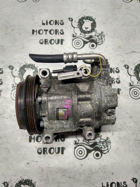Компрессор кондиционера Nissan Cedric MY34 VQ25 (б/у)