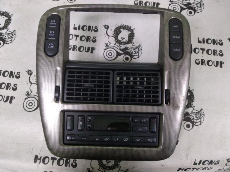 Блок управления климат-контролем Ford Explorer U152 COLOGNEV6 2003 (б/у)
