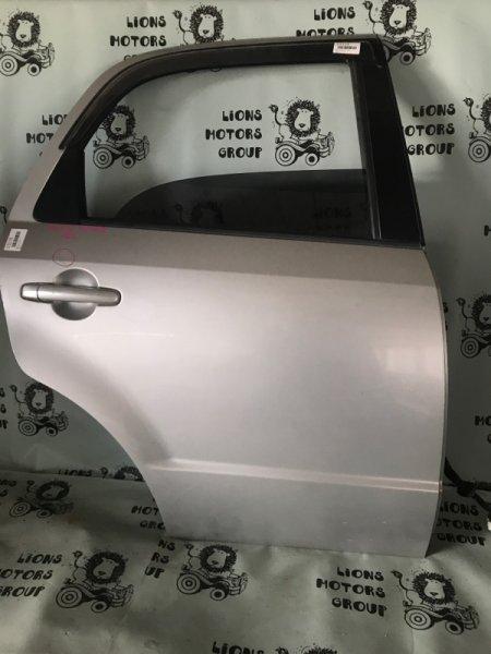 Дверь боковая Suzuki Sx4 YB11S задняя правая (б/у)