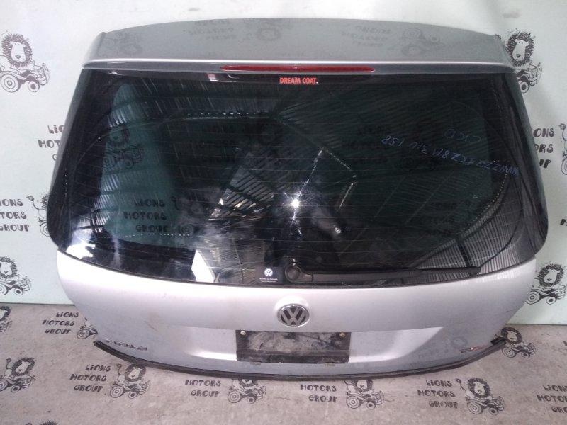 Дверь задняя Volkswagen Golf 1K1 BLG 2008 (б/у)