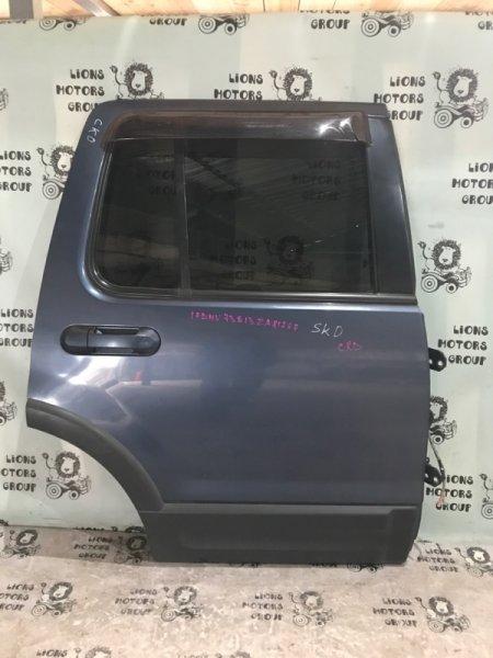 Дверь боковая Ford Explorer U152 COLOGNEV6 2003 задняя правая (б/у)