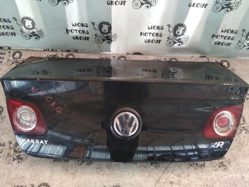 Крышка багажника Volkswagen Passat B6 (б/у)