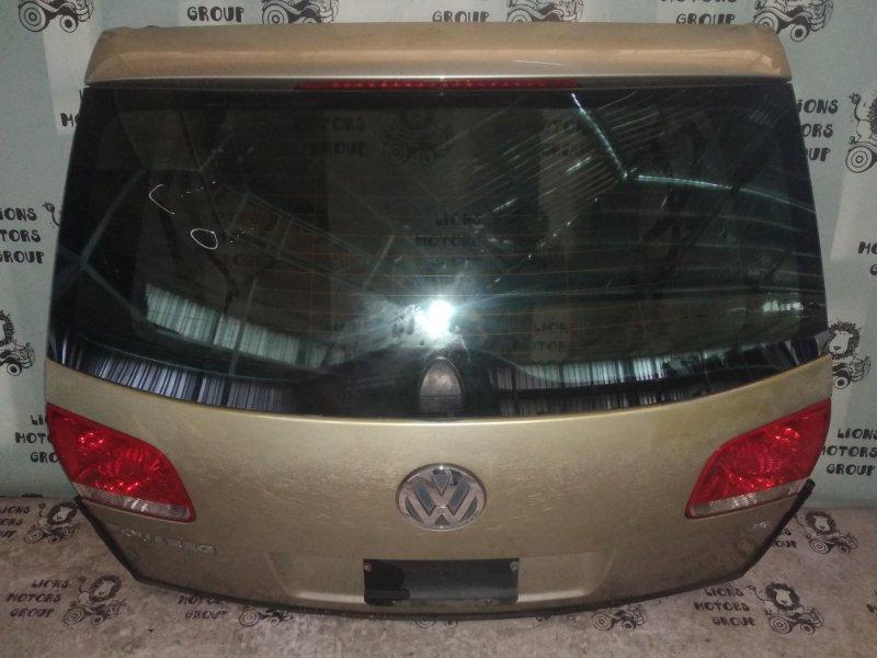 Дверь задняя Volkswagen Touareg 7LA (б/у)