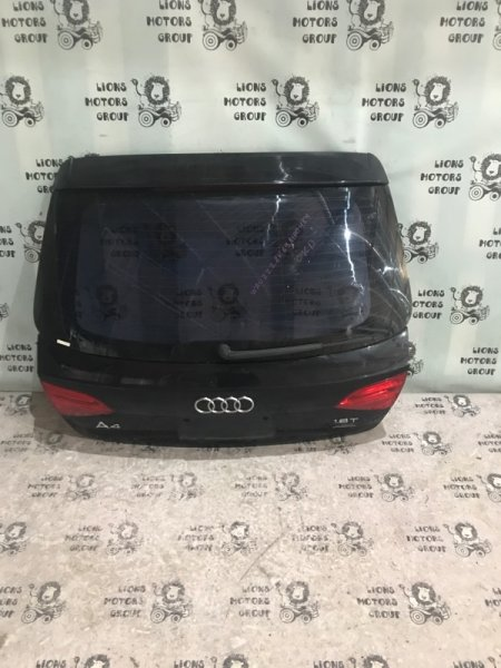 Дверь задняя Audi A4 8K CDHB задняя (б/у)