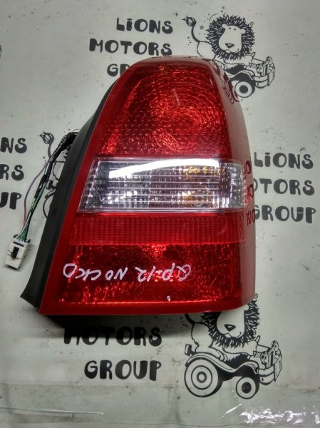 Стоп-сигнал Nissan Primera QP12 задний правый (б/у)