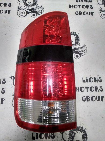 Стоп-сигнал Toyota Noah ACR60 задний левый (б/у)
