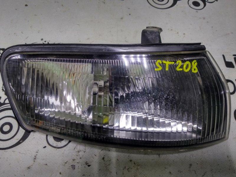 Поворотник Toyota Curren ST208 передний правый (б/у)