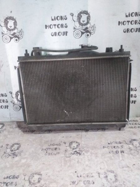 Радиатор двс Nissan Bluebird Silphy QG11 (б/у)