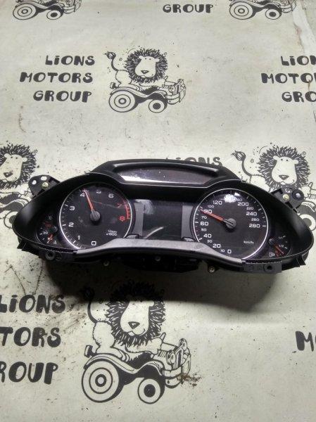 Спидометр Audi A4 8K CDHB (б/у)