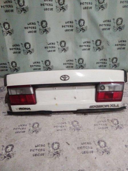 Крышка багажника Toyota Corona AT190 (б/у)