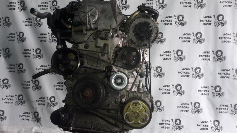 двигатель NISSAN SERENA 375642A куз. TC24 двг. QR20