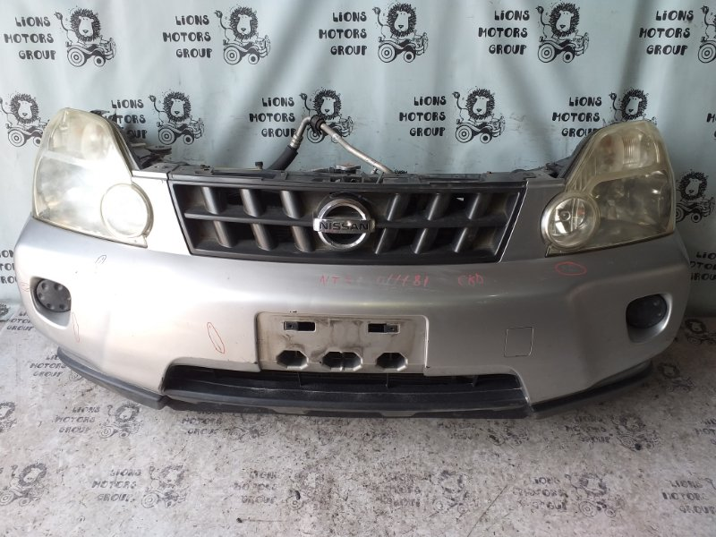 Ноускат Nissan X-Trail NT31 MR20DE 2007 (б/у)