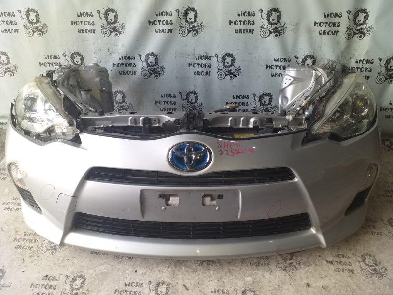 Ноускат Toyota Aqua NHP10 1NZFXE 2013 (б/у)