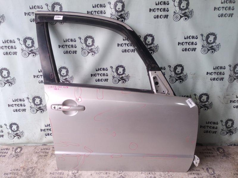 Дверь боковая Suzuki Sx4 YB11S передняя правая (б/у)