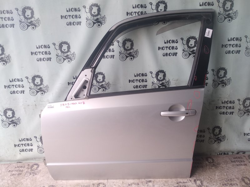 Дверь боковая Suzuki Sx4 YB11S передняя левая (б/у)