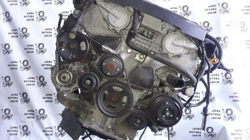 двигатель NISSAN FUGA куз. Y50 двг. VQ25 236989 A
