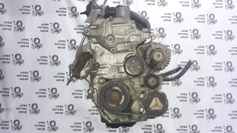 двигатель NISSAN NOTE 048854 куз. E11 двг. HR15