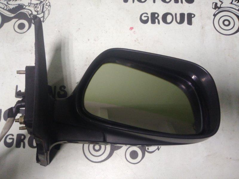Зеркало-полотно Toyota Premio ZZT240 переднее правое (б/у)
