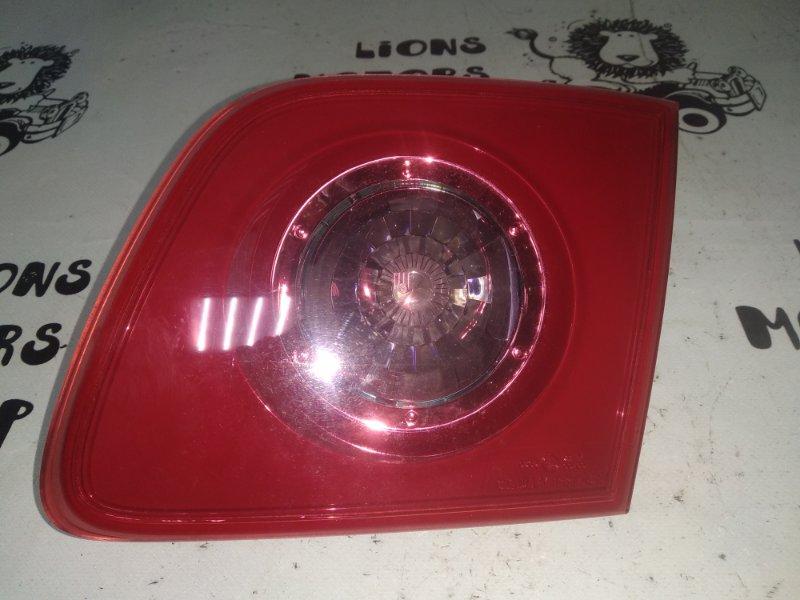 Стоп-планка Mazda 3 BK5P задняя правая (б/у)