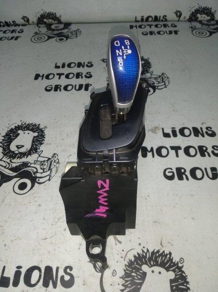 Ручка кпп Toyota Prius ZVW41 (б/у)