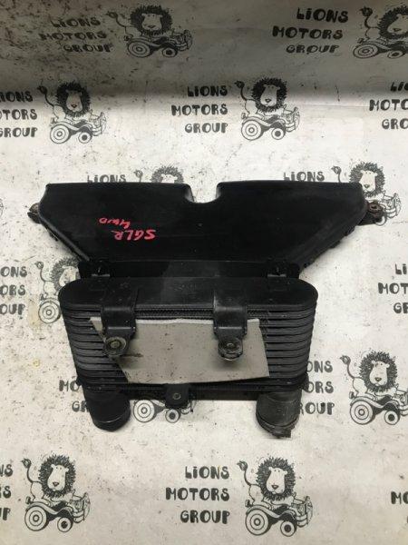 Радиатор интеркулера Mazda Bongo Freendy SGLR (б/у)