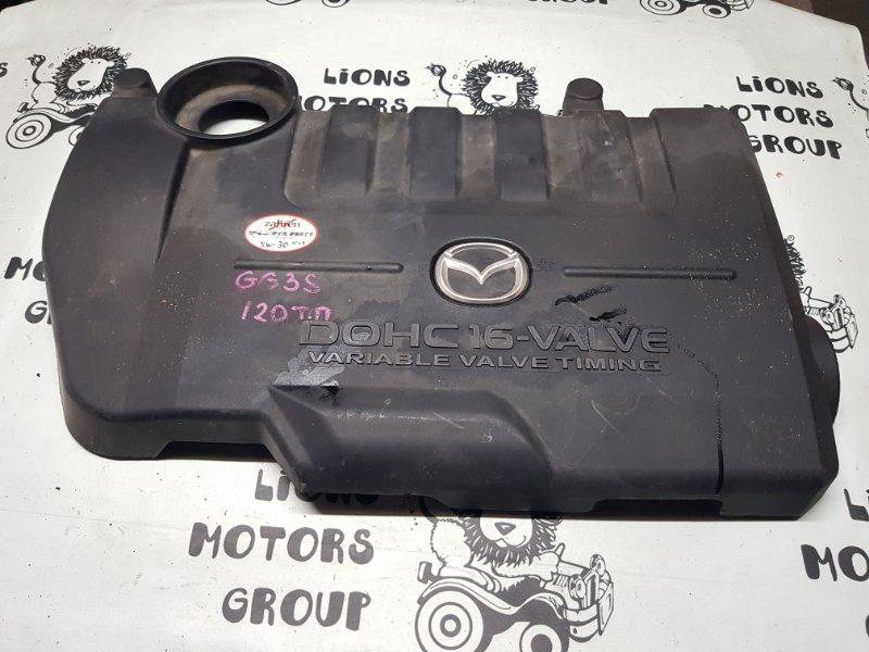 Крышка двс декоративная Mazda Atenza GG3S (б/у)