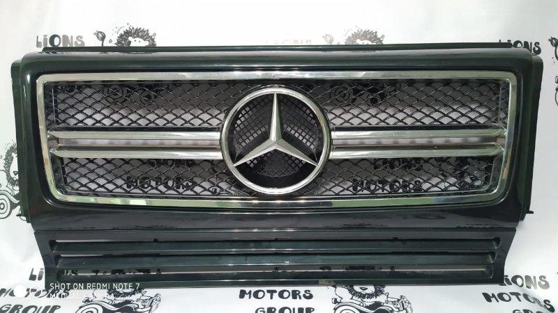 Решетка радиатора Mercedes-Benz G-Class W463 (б/у)