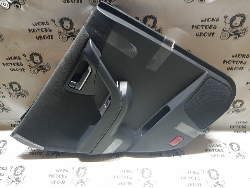 Обшивка дверей Nissan Murano TZ50 задняя (б/у)