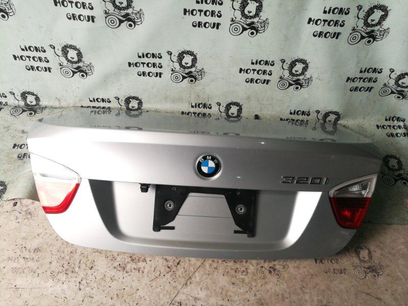 Крышка багажника Bmw 3' 320I E90 задняя (б/у)