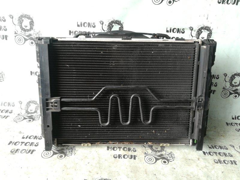 Радиатор двс Bmw 3' 320I E90 (б/у)