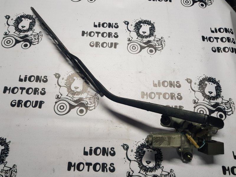 Мотор дворников Toyota Corona Sf ST191 задний (б/у)