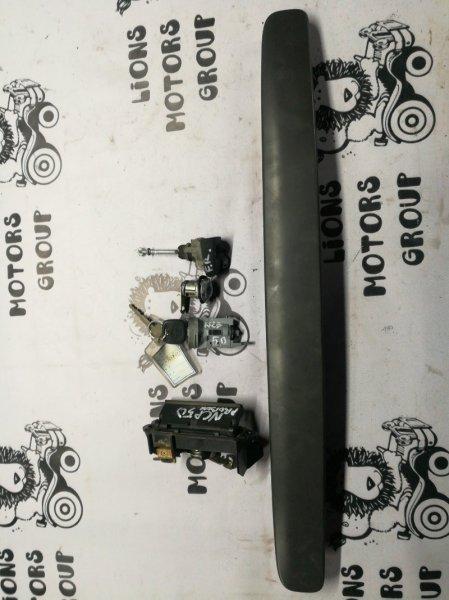 Ручка двери задней Toyota Probox NCP50 задняя (б/у)