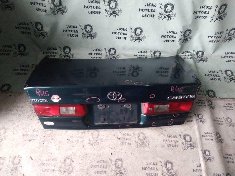 Крышка багажника Toyota Camry Gracia SXV20 задняя (б/у)
