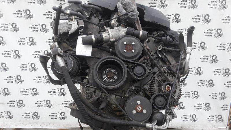Двигатель Bmw 7-Series E66 N62N-754033103 2007 (б/у)
