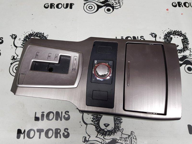 Консоль кпп Subaru Legacy BR9 2010 (б/у)