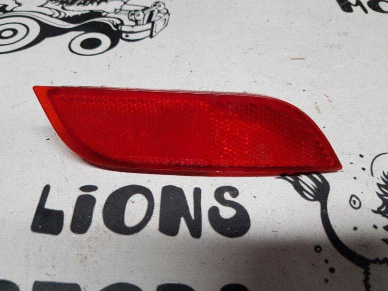 Катафот в бампер Subaru Legacy BR9 задний правый (б/у)