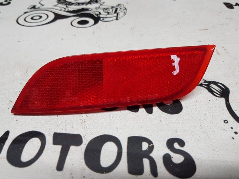 Катафот в бампер Subaru Legacy BR9 задний левый (б/у)