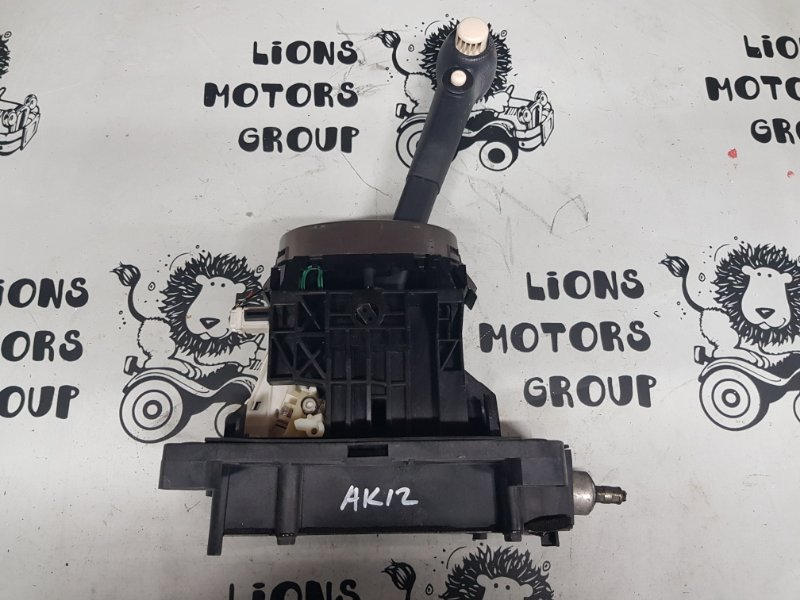 Ручка кпп Nissan March AK12 (б/у)