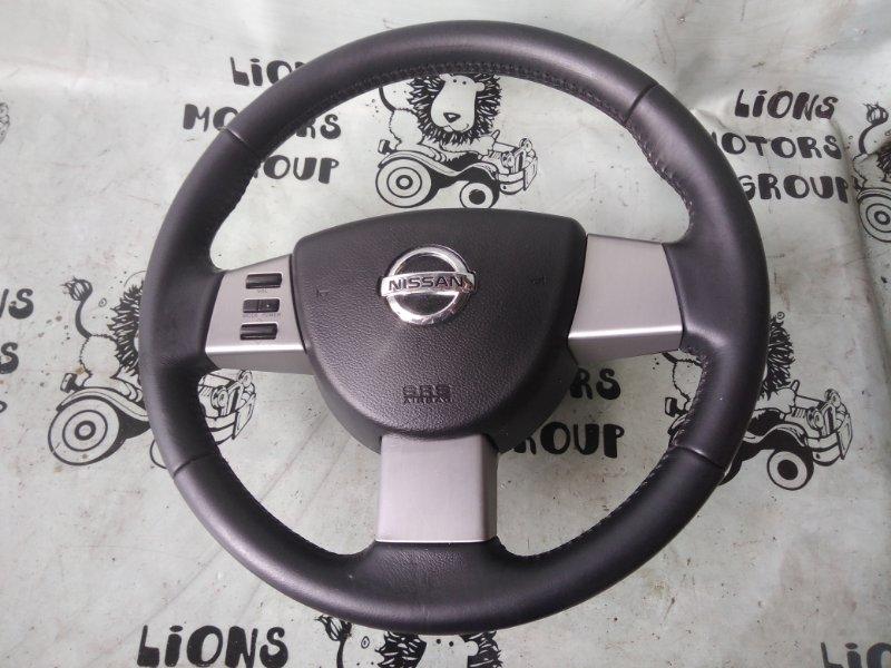 Руль Nissan Murano TZ50 (б/у)