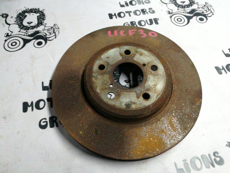 Тормозной диск Toyota Celsior UCF30 передний (б/у)