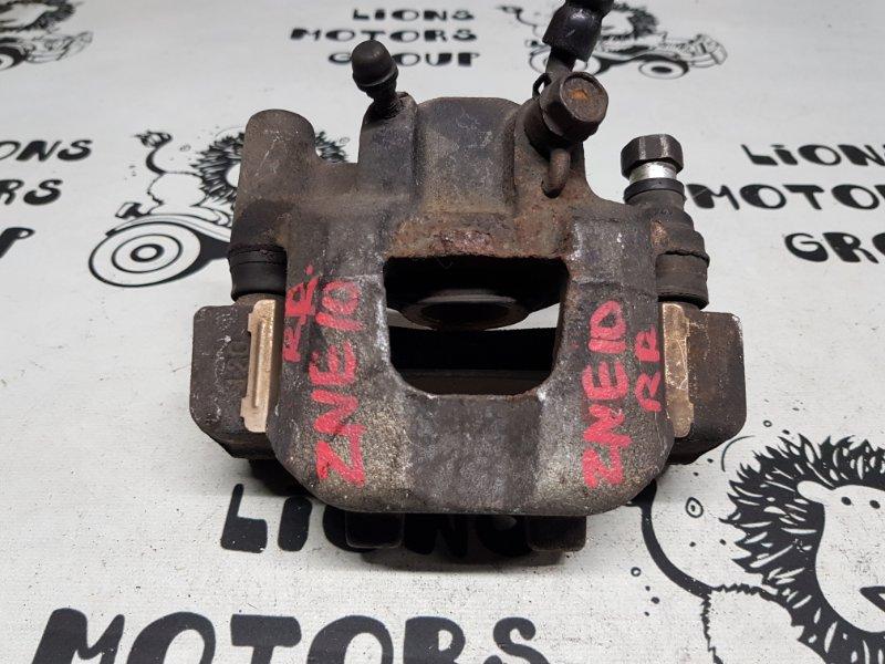 Суппорт Toyota Wish ZNE10 задний правый (б/у)